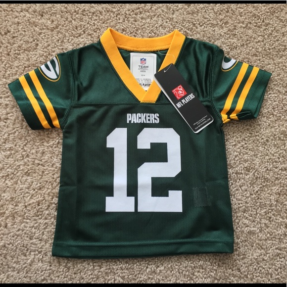 c492862b NFL Other | New Green Bay Packers Aaron Rodgers Jersey 12m | Poshmark